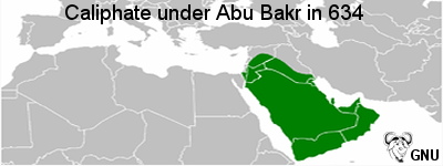 Caliphate under Abu Bakr