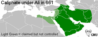 Caliphate under Ali