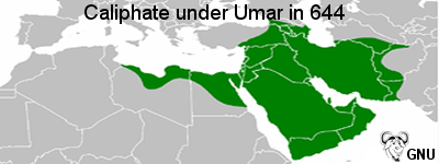 Caliphate under Umar