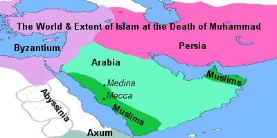 World Politics in 632