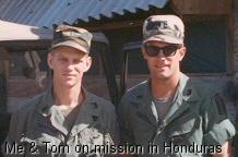 Bruce & Tom in Honduras