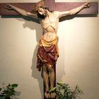 Crucifying Jesus shames him