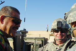 military advisors in Iraq